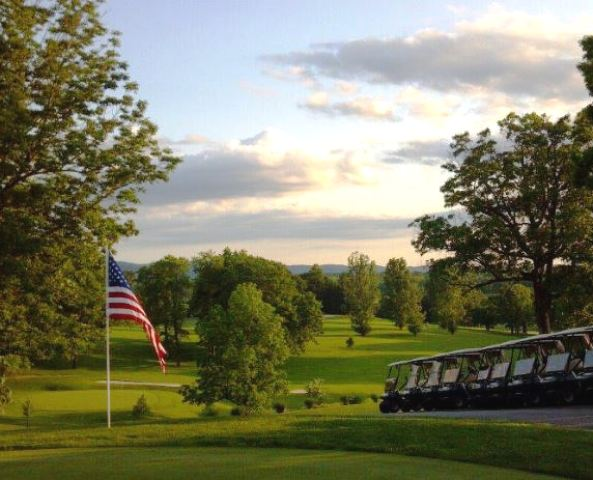 Pulaski Country Club,Pulaski, Virginia,  - Golf Course Photo