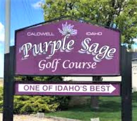 Golf Course Photo, Purple Sage Municipal Golf Course, Caldwell, 83607