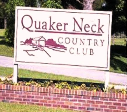 Quaker Neck Golf Course, CLOSED 2013, Trenton, North Carolina,  - Golf Course Photo