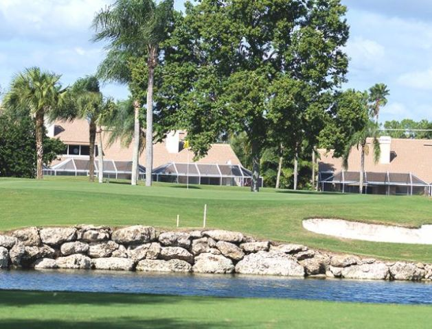 Golf Course Photo, Quail Village Golf Club, Naples, 34119