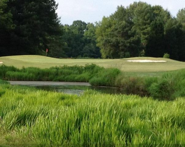 Quaker Meadows Golf Club, Eighteen Hole