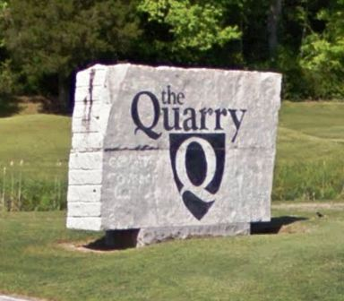 Quarry Golf Course, CLOSED 2007,Chattanooga, Tennessee,  - Golf Course Photo