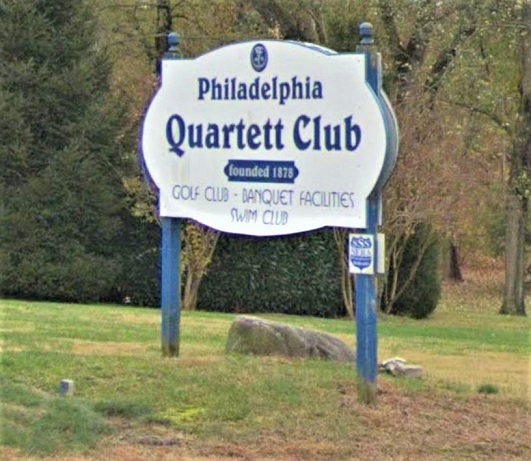 Golf Course Photo, Quartett Club, CLOSED 2019, Philadelphia, 19116