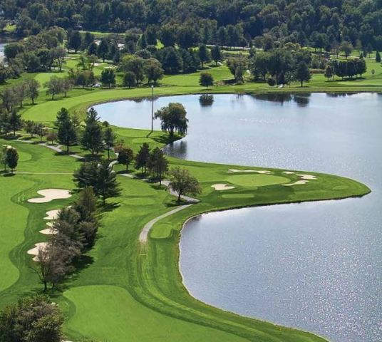 Quechee Club, Lakeland Golf Course,Quechee, Vermont,  - Golf Course Photo