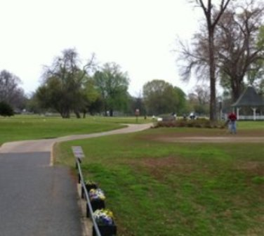 Querbes Park Golf Course,Shreveport, Louisiana,  - Golf Course Photo