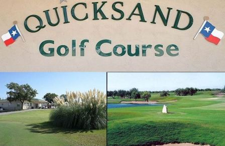 Quicksand Golf Course,San Angelo, Texas,  - Golf Course Photo