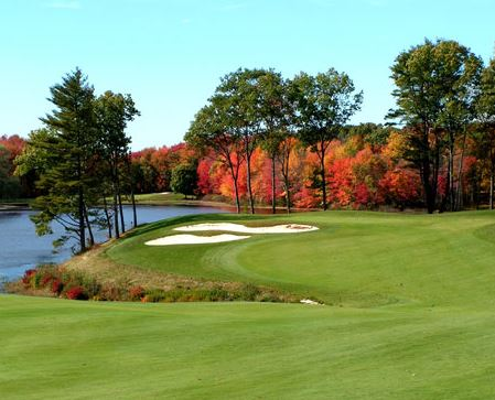 Quinnatisset Country Club, Thompson, Connecticut,  - Golf Course Photo