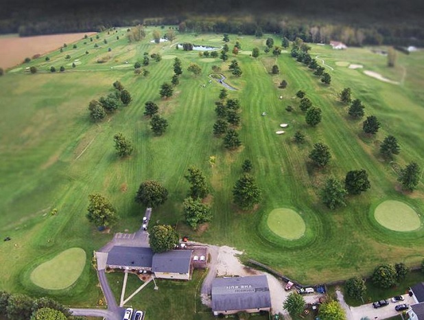 Racoon Run Golf Course, Warsaw, Indiana,  - Golf Course Photo
