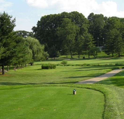 Radnor Valley Country Club, Villanova, Pennsylvania,  - Golf Course Photo