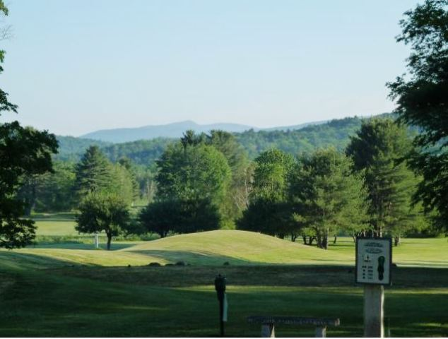 Ragged Mountain Golf Club,Danbury, New Hampshire,  - Golf Course Photo