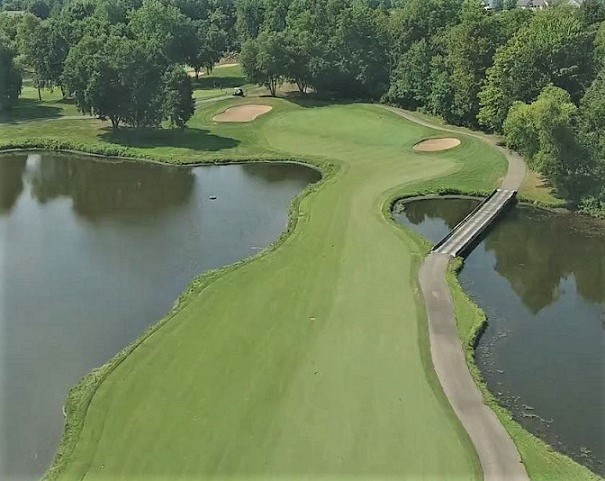 Golf Course Photo, Railside Golf Club, Byron Center, Michigan, 49315