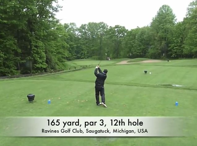 Golf Course Photo, Ravines Golf Club, Saugatuck, Michigan, 49453