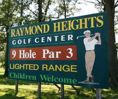 Raymond Heights Golf Center, Closed 2012, Caledonia, Wisconsin, 53108 - Golf Course Photo