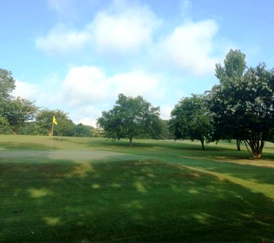 Red River Golf Club, Clinton, Arkansas, 72031 - Golf Course Photo