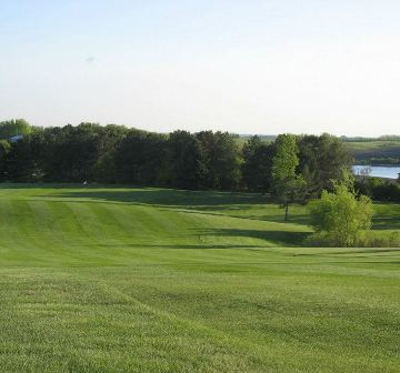 Red Rock Golf Course,Hoffman, Minnesota,  - Golf Course Photo
