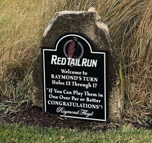 Red Tail Run Golf Course