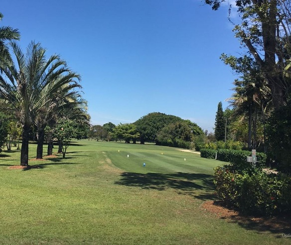 Golf Course Photo, Redland Country Club, Homestead, 33031
