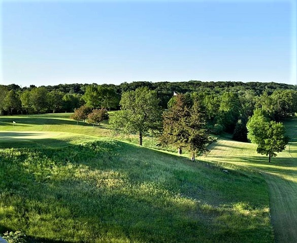 Redwood Falls Golf Club, Redwood Falls, Minnesota,  - Golf Course Photo