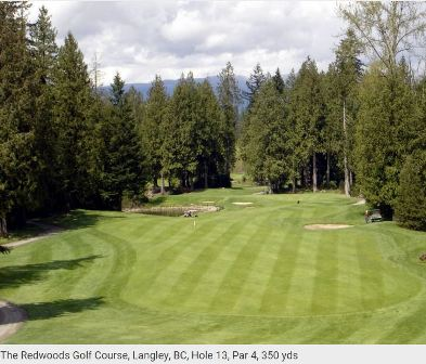 Redwoods Golf Course,Langley, British Columbia,  - Golf Course Photo