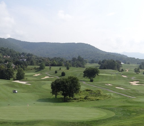 Reems Creek Golf Course, Weaverville, North Carolina,  - Golf Course Photo