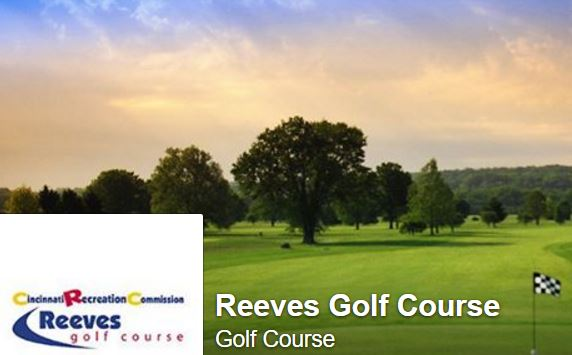 Golf Course Photo, Reeves Golf Course, Regulation Course, Cincinnati, 45226