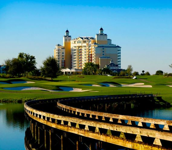 Reunion Resort, The Palmer Course, Reunion, Florida,  - Golf Course Photo