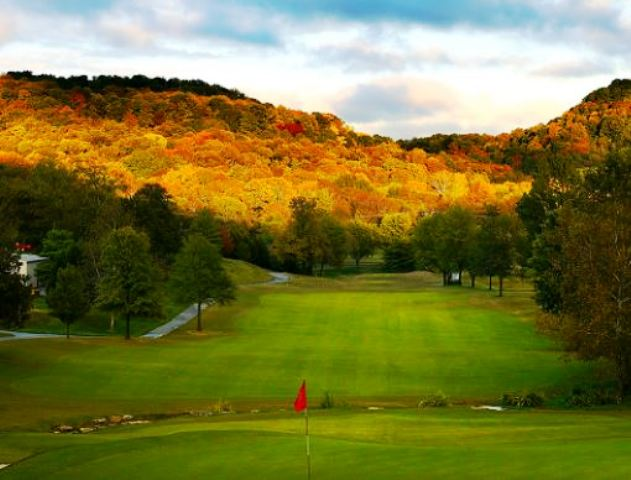 Richland Country Club,Nashville, Tennessee,  - Golf Course Photo