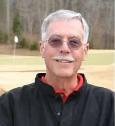 Golf architect Photo, Rick Robbins
