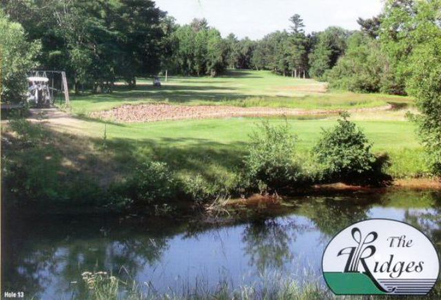 Ridges Golf Course,Wisconsin Rapids, Wisconsin,  - Golf Course Photo