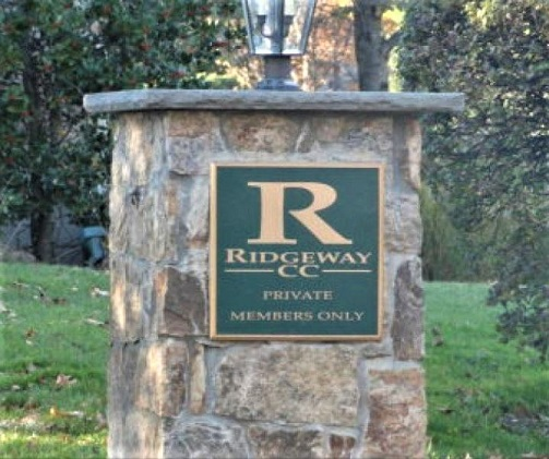 Ridgeway Country Club, CLOSED 2011, White Plains, New York,  - Golf Course Photo