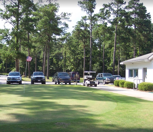 Golf Course Photo, Riegelwood Country Club, Riegelwood, North Carolina, 28456