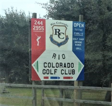 Rio Colorado Golf Course, Bay City, Texas,  - Golf Course Photo