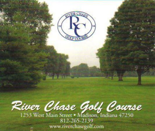 River Chase Golf Course, Madison, Indiana, 47250 - Golf Course Photo