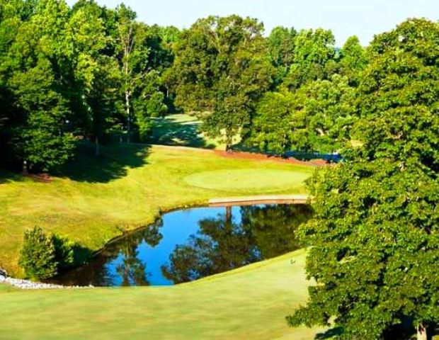 River Landing At Sandy Ridge Golf Course, Colfax, North Carolina, 27235 - Golf Course Photo