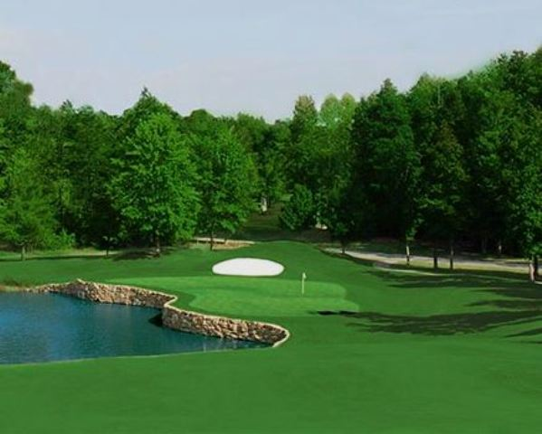 River Run Golf & Country Club, Davidson, North Carolina, 28036 - Golf Course Photo