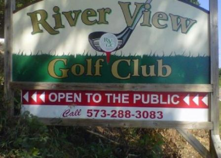River View Country Club, Closed 2013,Canton, Missouri,  - Golf Course Photo