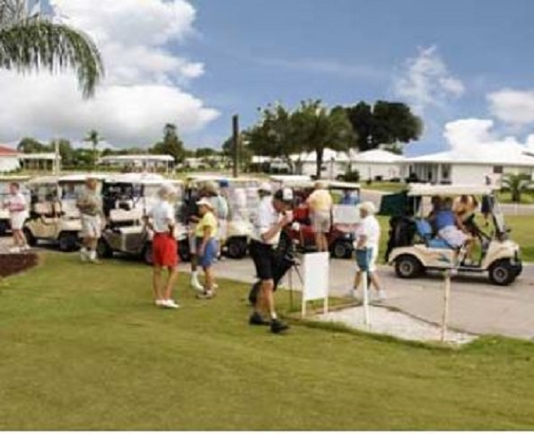 River Isles Golf Course