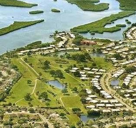 River Isles Golf Course, Bradenton, Florida, 34208 - Golf Course Photo