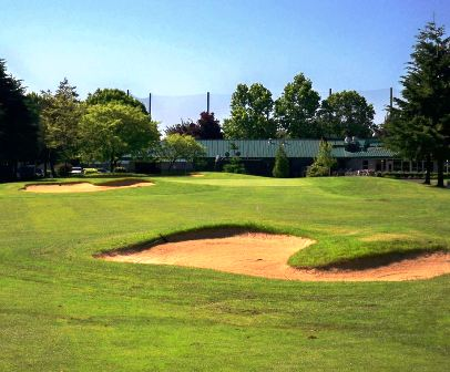 Riverbend Golf Complex, 18-Hole Course,Kent, Washington,  - Golf Course Photo