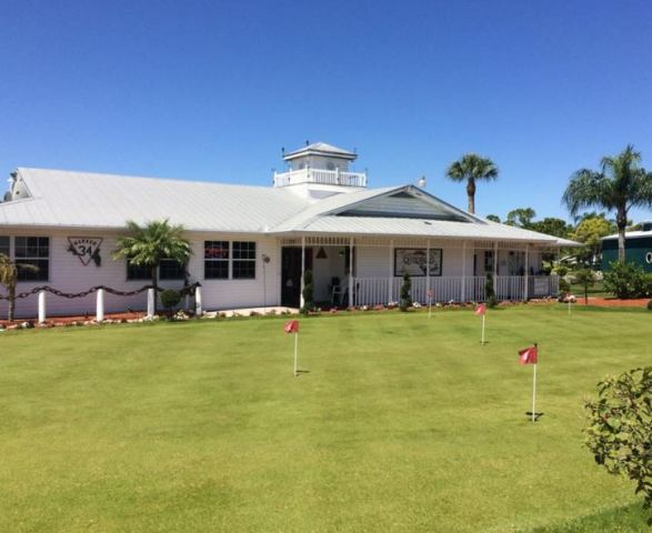 Golf Course Photo, Riverbend Golf Course, North Fort Myers, 33917