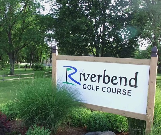 Riverbend Golf Course, Fort Wayne, Indiana,  - Golf Course Photo