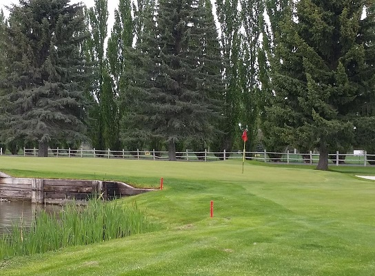 Rivers Edge Golf Course, Burley, Idaho,  - Golf Course Photo