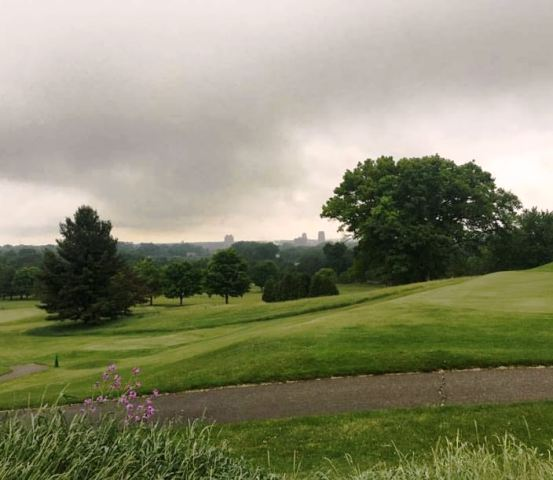 Golf Course Photo, Riverside Country Club, Battle Creek, 49015
