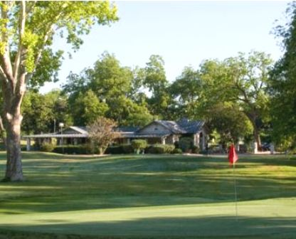 Riverside Municipal Golf Course, Eighteen,San Antonio, Texas,  - Golf Course Photo