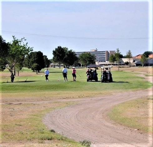 Riverside Country Club, Carlsbad, New Mexico,  - Golf Course Photo
