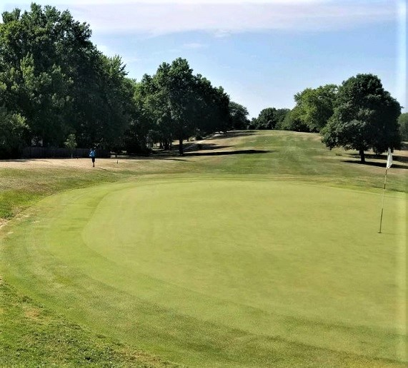 Riverside Country Club, Trenton, Missouri,  - Golf Course Photo