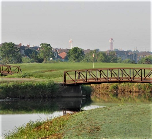 Golf Course Photo, Riverside Golf Club, Grand Prairie, Texas, 75050