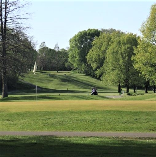 Riverside Golf Course, CLOSED 2019, Indianapolis, Indiana,  - Golf Course Photo