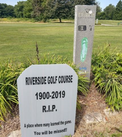 Riverside Golf Course, CLOSED 2019