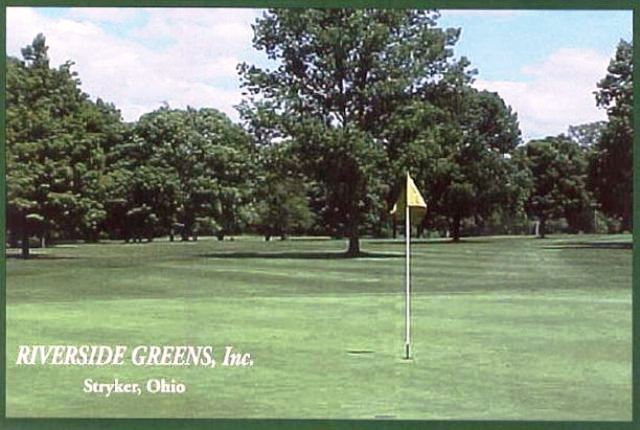 Riverside Greens, Stryker, Ohio,  - Golf Course Photo
